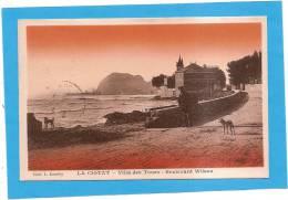D13 - LA CIOTAT - VILLA DES TOURS - BOULEVARD WILSON     - état Voir Descriptif - La Ciotat