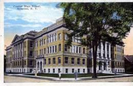 ETATS UNIS NEW YORK SYRACUSE CENTRAL HIGH SCHOOL - Syracuse