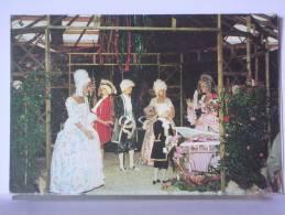 GIEN (45) - EXPO FLORALIES 91 - CREATION FLORALE MARIE-PIERRE CHATELAIN - T.B.E. - Gien