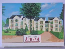 GIEN (45) - RESIDENCE ATHENA - CARTE PUB - Gien