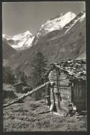 ZINAL Vieux Raccard De L'Alpe De Pralonzet Grimentz 1962 - VS Valais