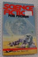 K.H. Scheer, Péril Psychique, Super Luxe Fleuve Noir Lendemains Retrouvés,1977, Ref Perso 625 - Fleuve Noir