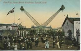 1910 JAPAN-BRITISH EXHIBITION - FLIP-FLAP - Exhibitions