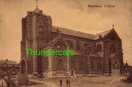 CPA HOEYLAERT HOEILAART L´EGLISE DE KERK - Hoeilaart