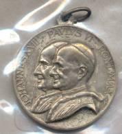CONCILIO ECUMENICO VATICANO II - POPES JUAN XXXIII ET PAULO VI ORIGINAL - Royal/Of Nobility