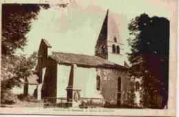 03 BEGUES - Eglise De Bègues - Environs De GANNAT - France