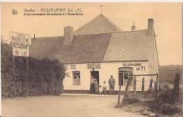 BELGIQUE:VIRELLES::(Hainaut):Restaurant Du Lac.A La Renommée Du Poisson à L'Escavèche.Non écrite.Personnages. - Belgique