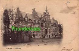 CPA NEERPELT STADHUIS - Neerpelt