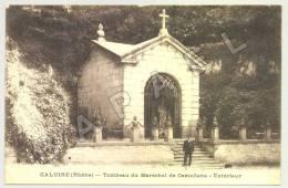 Caluire (69) - Tombeau Du Maréchal De Castellane - Extérieur (GF) - Caluire Et Cuire