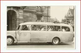 Nurnberg, Nuremberg, Nürnberg , Nürnberg Omnibusverkehr Otto Held, Alte AK - Nuernberg
