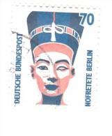 Germany Scott 9N550 Used VFine Nefretitti - [7] Federal Republic