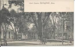 SPRINGFIELD: Court Square - Springfield
