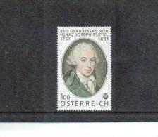 ÖSTERREICH , AUSTRIA  , 2007 , ** , MNH , Postfrisch , Mi.Nr. 2672 - 1945-.... 2ème République
