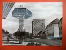 "(2/6/2) AK ""Suhl/Thüringen"" Wilhelm-Pieck-Straße - Suhl"