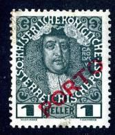762  Austria Porto 1916  Mi.#58  (**)  Sc.# J47 - Unused Stamps