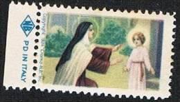 Italia 1934 Cromo NB Nuevo Char. - Cristianismo