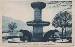 LA CHAPELLE EN VERCORS ( La Fontaine Aux Ours ) - Altri Comuni