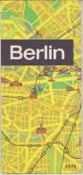 (BR) Brochure About Berlin (Germany) In Esperanto - Broŝuro Pri Berlino (Germanio) - Boeken, Tijdschriften, Stripverhalen