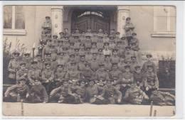 Soldaten Gruppenbild Aus Löwenberg I. Schlesien - Weltkrieg 1914-18