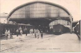 MONTAUBAN - Gare Villebourbon - Montauban