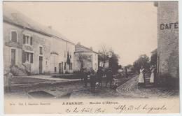 17059g ROUTE D'ATHUS - Cafe - Aubange - 1904 - Aubange