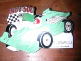 INDY 500  RUSSIAVILLE  25d INDIANA - Pin's