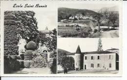 ARDOUANE - ECOLE SAINT BENOIT ( 3 VUES ) - Unclassified