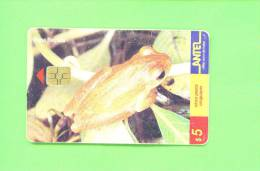 URUGUAY  -  Chip Phonecard As Scan - Télécartes