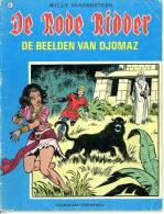 De Rode Ridder - De Beelden Van Djomaz (1ste Druk) - De Rode Ridder