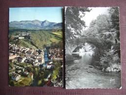 SAINT JEAN PIED DE PORT (64)  /  JOLI LOT DE 14 CARTES / TOUTES LES PHOTOS - Cartoline