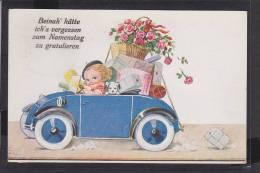 C15  /  Automobil Auto Vehicules / John Wills Humor 1937 Landsberg - Ansichtskarten