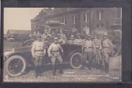 C15  /  Automobil Auto Vehicules  / Oldtimer / Österreich Truppen In Brüssel M. Riesen Mörser - Ansichtskarten