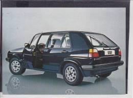 C15  /  Automobil Auto Vehicules  / Oldtimer / VW Volkswagen Golf 1983 - Ansichtskarten