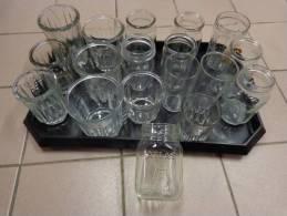 Lot De Bocaux Et Verres- - Glasses