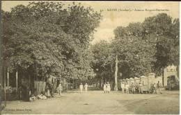 CPA KAYES, Avenue Borgnis-Desbordes  7461 - Soudan