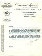 86 -   NEUVILLE DU POITOU. - OMNIUM AGRICOLE. - Produits Du Sol. L. CRAVERO - Agriculture
