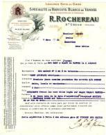85 - SAINTE-CECILE. - R. ROCHEREAU. SPECIALITE DE HARICOTS BLANCS DE VENDEE - Agriculture