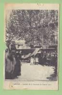 CAROMB : Avion, Souvenir De La Cavalcade De Charité 1912. 2 Scans. Edition Brun - Frankreich