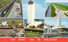 Afsluitdijk Groeten Van - Postkaarten