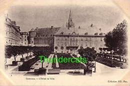 CPA 38  GRENOBLE  L'HOTEL DE VILLE - Grenoble