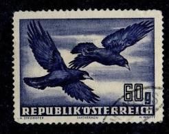 791  Austria  1950  Mi.#955  (o)  Sc.# C54 - 1945-.... 2a Repubblica