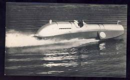 CPA    RACING BOAT  K4     13, 5  X 8,5 Cm. - Barche