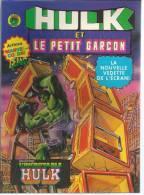 HULK    N° 2  -  AREDIT 1979 - ARTIMA COLOR GEANT - Hulk