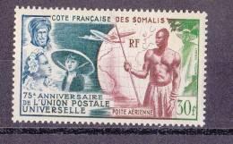 Côte Française Des Somalis   N°23** PAR AVION  Neuf Sans Charniere - Non Classés