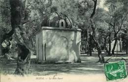 Algérie  BLIDA  Le Bois-Sacré - Blida