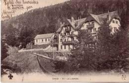 CPA   CANTAL   Le   LIORAN - France