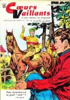 Coeurs Vaillants - N° 28 - 12 Juillet 1959 - Magazines Et Périodiques