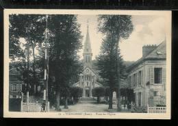 VERNONNET - Place De L'Eglise - France