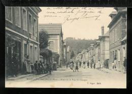 ROMILLY-SUR-ANDELLE - Haut De La Rue St Georges - Francia