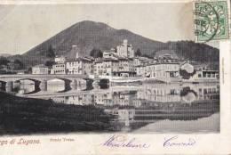 LUGANO/ Lago Ponte Tresa/Réf:C0582 - TI Tessin